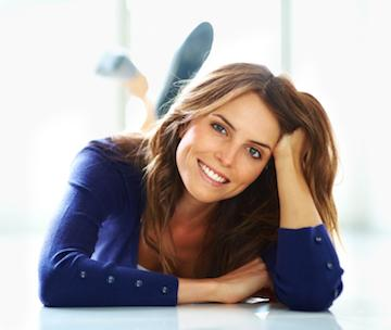 Smiling Woman | Cosmetic Dentist Fort Collins