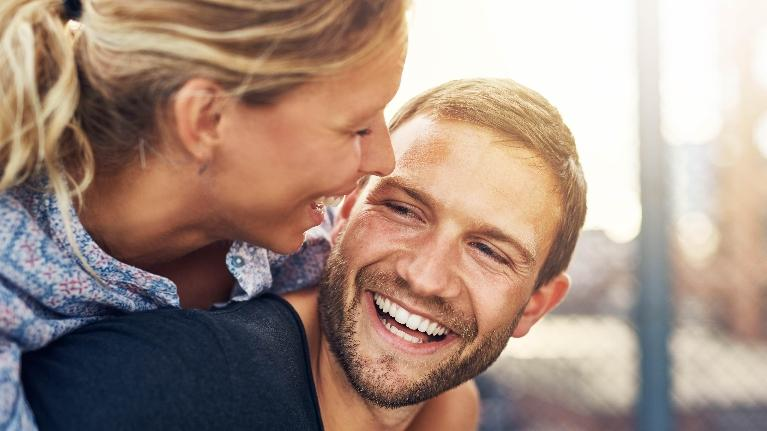 Dental Bridge Couple | Buxton Family Dental